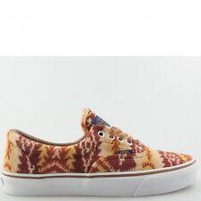 Mens Vans Era Pendleton Shoes SZ 9.5 Tribal Tan VN0003Z5130
