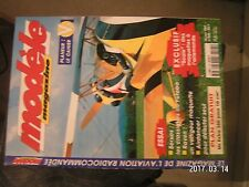 ** modèle magazine n°545 Plan encarté Extra 260 / Servos Futaba / Indoor RC