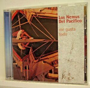 LOS NEMUS DEL PACIFICO - 'Me Gusta Todo' - (CD 1998)**EXC**
