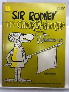 Sir Rodney the Chicken-Hearted by Parker & Hart (Paperback 1980)