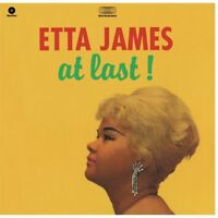 Etta James - At Last [New Vinyl] Bonus Tracks, 180 Gram