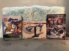 LEGO STAR WARS 77904, 77905, 77906 SDCC 2020 Exclusive Set Bundle