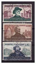 Francobolli della Repubblica italiana verdi usati