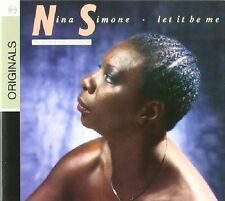 Nina Simone Let It Be Me Live CD NEW SEALED 2009 Jazz My Baby Just Cares For Me