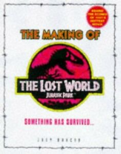 """The Making Of The Lost World: Making of the """"L... by Crichton, Michael Paperback"""