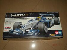 TAMIYA R/C 1/10 F1 WILLIAMS FW24 F201 CHASSIS 4WD KIT #58303