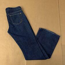 Old Navy The Flirt Womens Size 8 Long Dark Wash Jeans (32W x 33L)