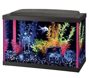 Aqueon LED NeoGlow Aquarium Starter Kit,5.5-gal *US Seller 1-3 Day Shipping Time