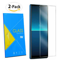 2 x 100% Genuine TEMPERED GLASS Screen Protector Cover for Sony Xperia L4