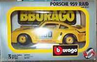 Burago- Porsche 959 Raid -1/24 Burago
