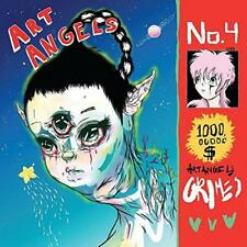 Grimes - Art Angels (NEW CD)