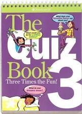 Quiz Book 3: Three Times the Fun by Brette Sember and Brette McWhorter Sember
