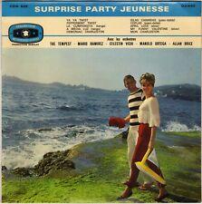"""COMPILATION """"SURPRISE PARTY JEUNESSE"""" 60'S 25 CM CDA 528 THE TEMPEST !"""