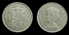 Netherlands - 1 Gulden 1916 Prachtig-