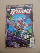 Team Titans Annual  2 .Elseworlds Story .  DC 1994 . FN / VF