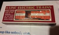 K-line K-90007 Boxcar Timken Roller Freight Passenger Car Vintage Train Nice
