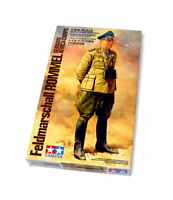 Tamiya Military Model 1/16 German Feldmarschall ROMMEL Figure Scale Hobby 36305