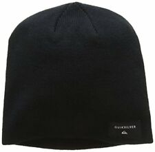 Quiksilver Cushy Bonnet Homme Anthracite/solid FR Taille Unique (taille Fabr