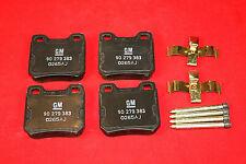 Genuine Vauxhall Carlton Rear Brake Pad Set - Part Number 90273261
