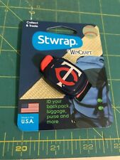 Minnesota Twins Stwrap bag luggage backpack ID strap accessory