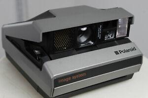 Polaroid Image Kamera kaum benutzt , System Control