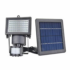 SL-60 Li-ion 2000mAh 9V/3W High-tech land Scaping Solar Sensor Wall Light Lamp
