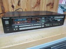 Technics Quartz Synthesizer TV/AM/FM Stereo Receiver SA-946