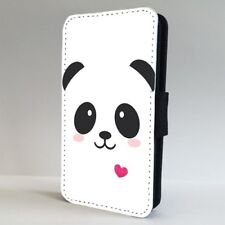Panda Bear Sketch FLIP PHONE CASE COVER for IPHONE SAMSUNG