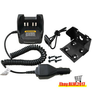Travel Car Charger For MOTOROLA APX6000 APX7000 APX8000 SRX2200 Radio