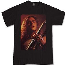 CHUCK SCHULDINER w signature merch T-Shirt death metal band S M L XL 2XL 3XL Tee