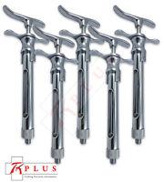 Dental Cartridge Syringes / Anesthetic Syringes 2.2ml x5 TK PLUS Instruments CE