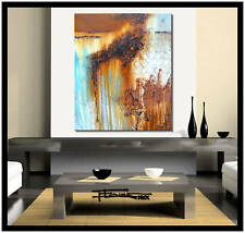 ABSTRACT CANVAS PAINTING Large Modern Wall Art Direct from Artist USA ELOISExxx