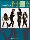 Best of the Pretenders Sheet Music Piano Vocal Guitar SongBook NEW 000306842