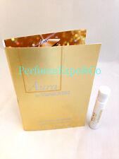 AURA by SWAROVSKI 1.2ml EDP SAMPLE VIAL Eau De Parfum Intense Spray NEW (C25