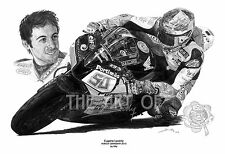 Eugene Laverty World Supersport by Billy limited edition fine art print
