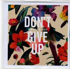 (EB927) Washed Out, Don't Give Up - 2013 DJ CD