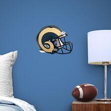 "ST. LOUIS RAMS HELMET NFL Fathead Wall Graphics 11"" x 9""  (Poster/Sticker)"
