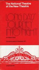 """Laurence Olivier """"Long Day's Journey"""" London Playbill"""