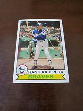 2016 Topps Archives Hank Aaron #166 Atlanta Braves