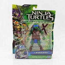 Kids Teenage Mutant Ninja Turtles Leonardo Action Figure Boxed Toys Gifts New