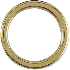 "Solid Brass Ring 1-1/4"" (31.7 mm)"