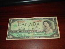 1967 - Canadian one dollar bill - $1 Canada note - MO4588733
