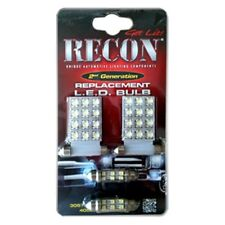 Recon 264162 Standard LED Interior Dome Light Bulbs for 07-14 GMC/Chevy