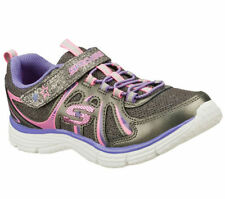 Skechers Casual Trainers Slip - on Shoes for Girls