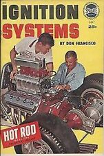 """Hot Rod Magazine Spotlite Books """"IGNITION SYSTEMS"""" (1962 Technical Library)"""