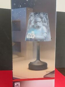 TABLE LAMP,BY PHILIPS DISNEY,LED INCLUDED,249mmH,X120mmW,DROP PROOf