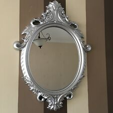 ANTIQUE ROCCO Style ORNATE WALL MIRROR DRESSING BATHROOM LARGE WALL MIRROR 80x60