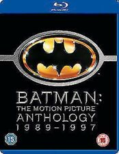 BATMAN - El movimiento FOTO Anthology 1989-1997 BLU-RAY NUEVO Blu-ray (100008999