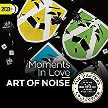 Art Of Noise - Moments In Love - Masters Collection (NEW 2CD)