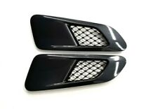 Genuine Jaguar F-Type All Wheel Drive Bonnet Vents In Stratus Grey